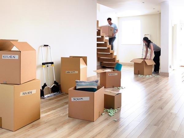بّسته بندی و حمل اثاثیه منزل