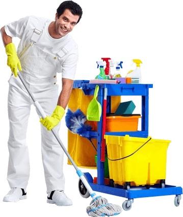 شرکت خدمات نظافتی