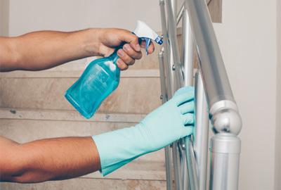 تمیزکاری و نظافت راه پله و مشاعات در اصفهان با معتبرترین شرکت خدمات نظافتی اصفهان